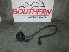 TRIUMPH SPEED TRIPLE 1050 2011 LEFT SWITCH GEAR (BOX)