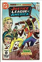 JUSTICE LEAGUE OF AMERICA # 233 (REBIRTH: Part One, DEC 1984), FN/VF