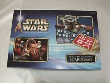 Star Wars Attack Of The Clone  Rescue On Geonosis Board Game 2002