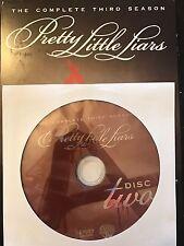 Pretty Little Liars - Season 3, Disc 2 REPLACEMENT DISC (not full season)