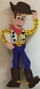 Woody pinata, toy story birthday party, toy story party supplies