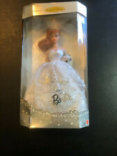 1996 Wedding Day Barbie Doll Collector Edition Red Head
