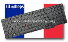Clavier Français Original Lenovo ThinkPad Edge E570 MT 20H5, 20H6, 20H7 NEUF