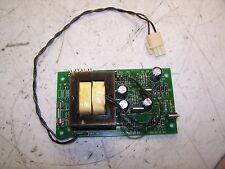 FOXBORO AC204604 CIRCUIT BOARD DIGITAL CHART RECORDER TWS POWER BOARD 110/220VAC
