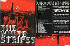 DVD - THE WHITE STRIPES - Under Blackpool Lights