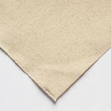 Jackson's : 390g (12oz) Unprimed Cotton Duck Canvas : Medium Grain : 183cm width