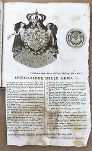COLLEZIONE DEGLI EDITTI, DECRETI..- REGNO DI NAPOLI - NAPOLEONE -PERGAMENA- 1806