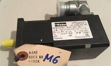 Parker 3 ~ AC servo motor AC m2n 0030-4/0-3-gw Servomotore #m6