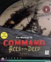 COMMAND: ACES OF THE DEEP +1Clk Windows 10 8 7 Vista XP Install