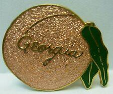 Georgia used Hat Lapel Pin Tie Tac HP2721