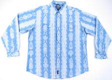 Mango Sartén Entallado Gruesos Stock Azul Bandana Cachemira Color Blanco  Perla 220d01457947