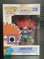 Pop! Animation. Rugrats- Chucky #226 Funko Pop Vinyl #RARE #VAULTED
