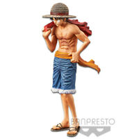 Banpresto One Piece Magazine Vol.2 Anime Figure Toy Monkey D. Luffy BP35933