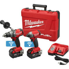 Milwaukee 2796-22 M18 FUEL Hammer Drill & Impact Driver Kit Recon