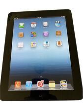 "Original Apple iPad 1st Generation A1219 WiFi 9.7"" Touchscreen Space Grey 64GB"