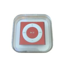 **NEW** Apple iPod Shuffle 2GB RED Special Edition (4th Gen) MD780ZP/A A1373