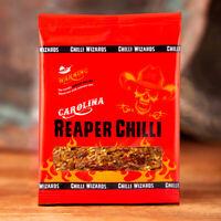 Carolina Reaper Chilli Flakes - Worlds Hottest Chilli Flakes - 100% Reaper 20g