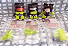 TransFormers x Loyal Subjects Green ConstructiCons Lot G1 Vinyl Devastator 3 Bot