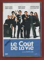 DVD - el Cout de Vie con Vincent Lindon, Fabrice Luchini