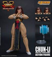 (IN STOCK) STORM COLLECTIBLES Street Fighter V - Chun-Li (Battle Costume) NYCC