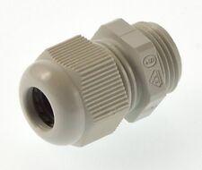 (precio básico 0,745 €/stk.). VPE, 20 unidades cable unión roscada pg11 luz gris ral7035