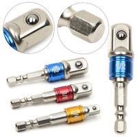 3Pcs Schnellwechsel Magnet Bithalter 60mm Bits Halter Schnellwechselsystem TD