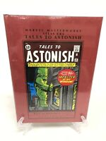 Atlas Era Tales to Astonish Volume 4 Marvel Masterworks HC Hard Cover New Sealed