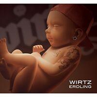 WIRTZ - ERDLING  2 VINYL LP NEU