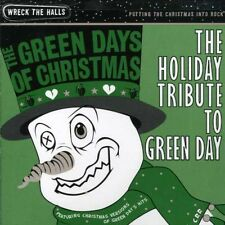 Various Artists - Holiday Tribute Green Day: Green Day's of / Various [New CD]