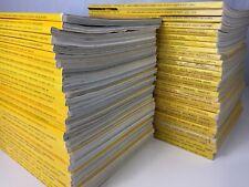 10 National Geographic Magazines Lot Random Pick 1960s - 1990s No duplicates