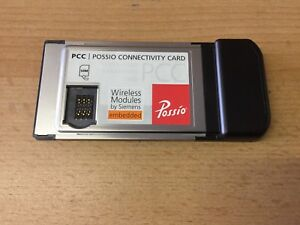 Siemens Possio Connectivity Card-QEQU 00062/04 / Possio PM70 Mobile Fax & Phone
