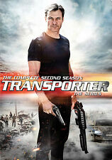 Transporter The Series: The Complete Second Season (DVD,2015)