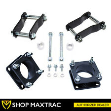 """MaxTrac 2.5"""" Front 1"""" Rear Leveling Lift Kit Fits 2007-2019 Toyota Tundra 4WD"""