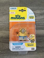 MINIONS POSEABLE ACTION FIGURE - EGYPTION MINION - BRAND NEW - AGE 4+