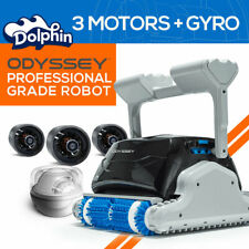 Dolphin Odyssey Commercial Robotic Pool Cleaner for Hotels, Apartments & Public