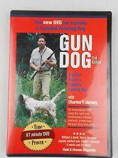 Gun Dog 2nd Edition (DVD, 2002) Pointing Dog Training with Charles Jurney