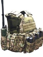 Specter Defense Plate Carrier FAPV Multicam Gen2 Large (10x13 or 11x14 plates)