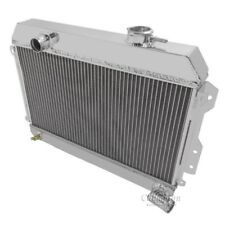 American Eagle Aluminum Radiator Ae487 For Nissan 510 2 Row (1In Tubes)
