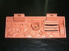 G.I. GI Joe 1992 FORT AMERICA LEFT SIDE INNER BLOCK PANEL INSERT PART