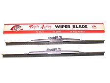 2 NOS TRICO 12 inch WIPER BLADES 1966-1977 Ford Bronco 66 67 68 69 70 71 72 77
