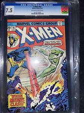 X-Men #93 - CGC 7.5 OW/W Pages - 1975