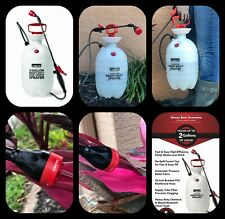 2 Gallon Weed Sprayer Bug Insect Pest Killer Pump Pressure Garden Yard Lawn