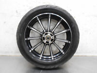 "#7901 - 2010 09 to 13 Harley Touring CVO Ultra  17"" Front Wheel with Tire"