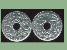 5 centimes LINDAUER 1935  SPL