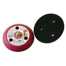 3M™ Hookit™ Clean Sanding Low Profile Disc Pad,External 3 Holes Red Foam, 20350
