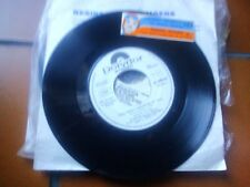 "7"" PROMO+STICKER RINGO STARR YOU DON'T KNOW ME AT ALL LEANO MORELLI UN AMORE DIV"