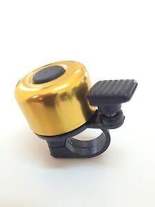 campanello din din corpo bianco campana giallo 588060300GI RMS bici