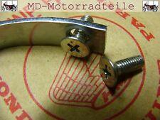 Honda CB 750 Four K0 K1 K2 Schrauben für Chromspangen Instrumente
