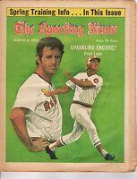 The Sporting News, (Mar. 6, 1976), Baseball, magazine, Fred Lynn, Boston Red Sox