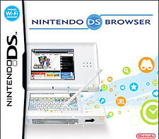 Nintendo DS Browser (Nintendo DS, 2007)